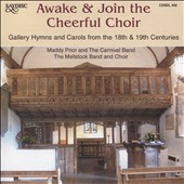 Hymns and Carols from the 18th & 19th Centuries,
