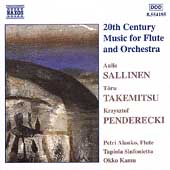 20th Century Music for Flute  - Sallinen, et al / Alanko