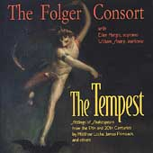 The Tempest - Settings from the 17th & 20th Centuries
