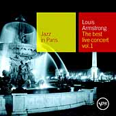 Louis Armstrong: Jazz in Paris: The Best Live Concert, Vol. 1