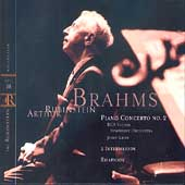 Rubinstein Collection Vol 38 - Brahms: Piano Concerto no 2