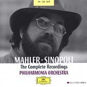Mahler - The Complete Recordings / Sinopoli, Philharmonia
