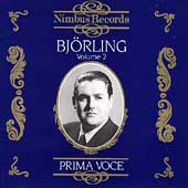 Prima Voce - Bj&ouml;rling Vol 2