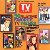 Various Artists: TV Guide: 50 All-Time Favorite TV Themes