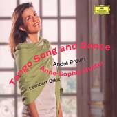 Tango Song and Dance / Mutter, Previn, Orkis