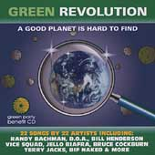 Various Artists: Green Revolution