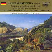 Deutsche Romantiker - Scharwenka: Symphony in C minor, etc