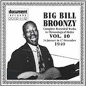 Big Bill Broonzy: Complete Recorded Works, Vol. 10 (1940)