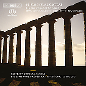 Skalkottas: Piano Concerto no 2, Suites, etc / Madge, et al