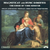 Magnificat and Nunc Dimittis Vol 9 / Choir of York Minster