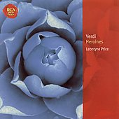 Classic Library - Verdi Heroines / Leontyne Price