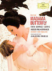 Puccini: Madama Butterfly / Freni, Domingo, Karajan [DVD]