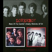 Loverboy: Keep It Up/Lovin' Every Minute of It [Slipcase]