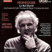 Michel Corboz Edition Vol 5 - Arthur Honnegger