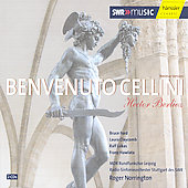 Berlioz: Benvenuto Cellini / Norrington, Ford, Groop
