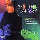 Debbie Davies: Blues Blast