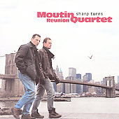 Moutin Reunion Quartet: Sharp Turns