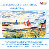 Various Artists: The Golden Age of Light Music: Stringin' Along