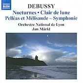 Debussy: Orchestral Works Vol 2 / Jun Märkl, Lyon National Orchestra