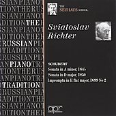 Russian Piano Tradition - The Neuhaus School / Sviatoslav Richter