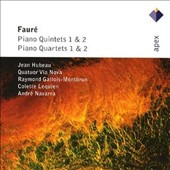 Faur&eacute;: Piano Quintets 1 & 2; Piano Quartets 1 & 2
