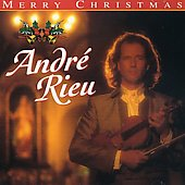 Andr&#233; Rieu: Merry Christmas [Disky]