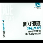Buxtehude: Violin Sonatas Op. 1