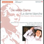 Boieldieu: Die Weibe Dame, opera