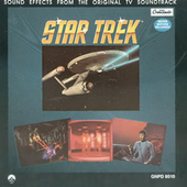 Original Soundtrack: Star Trek: Sound Effects from the Original TV Soundtrack