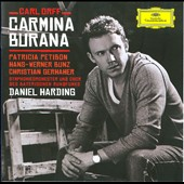 Orff: Carmina Burana / harding, Petibon
