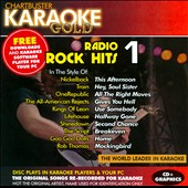 Karaoke: Karaoke Gold: Radio Rock Hits 1
