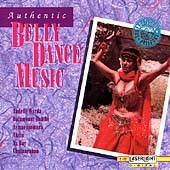 Various Artists: Authentic Belly Dance Music [Laserlight]