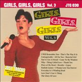 Karaoke: Hits Of Girls, Girls, Girls Vol. 3