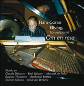 Om en Resa / Hans-Goran Elfving, piano