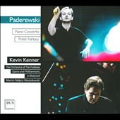 Paderewski: Piano Concerto; Polish Fantasy