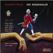 R. Strauss: Der Rosenkavalier / Reining, Weber, Dermota, Jurinac, Poell