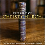 Treasures of Christ Church / Choir of Christ Church Cathedral, Oxford