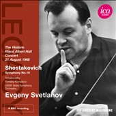 Shostakovich: Symphony No. 10 / Svetlanov