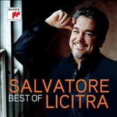Il Tenore, The Tenor / Salvatore Licitra