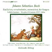 Bach: Entfliehet, verschwindet, entweichet / Rilling