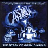 DJ Stefan Egger: The Story of Cosmic, Part II