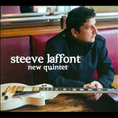 Steeve Laffont: New Quintet [Digipak]