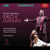 Giovanni Bottesini: Ero e Leandro, opera in 3 acts / Mercier, Pasolini, Scandiuzzi