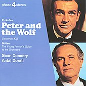 Phase 4 Stereo - Prokofiev: Peter and the Wolf, etc / Dorati