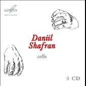 Daniil Shafran, Cello