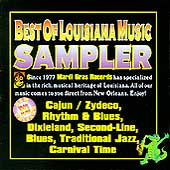 Various Artists: The Best of Louisiana Music [Mardi Gras 1993]
