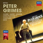 Britten: Peter Grimes / Vickers, Harper, Summers. Colin Davis