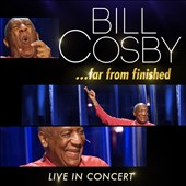 Bill Cosby: Far from Finished [Digipak] *