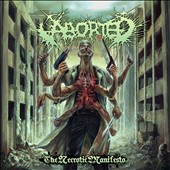 Aborted (Metal): The  Necrotic Manifesto