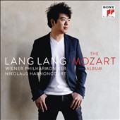 Lang Lang: The Mozart Album / Vienna PO; Harnoncourt